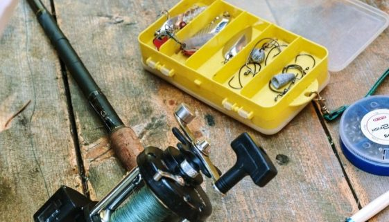 Types of Fishing Lures for Bass